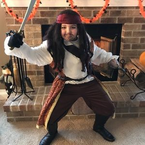 Other - Pirate Costume Men's size small